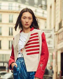 2017届--张志华--就读北京服装学院